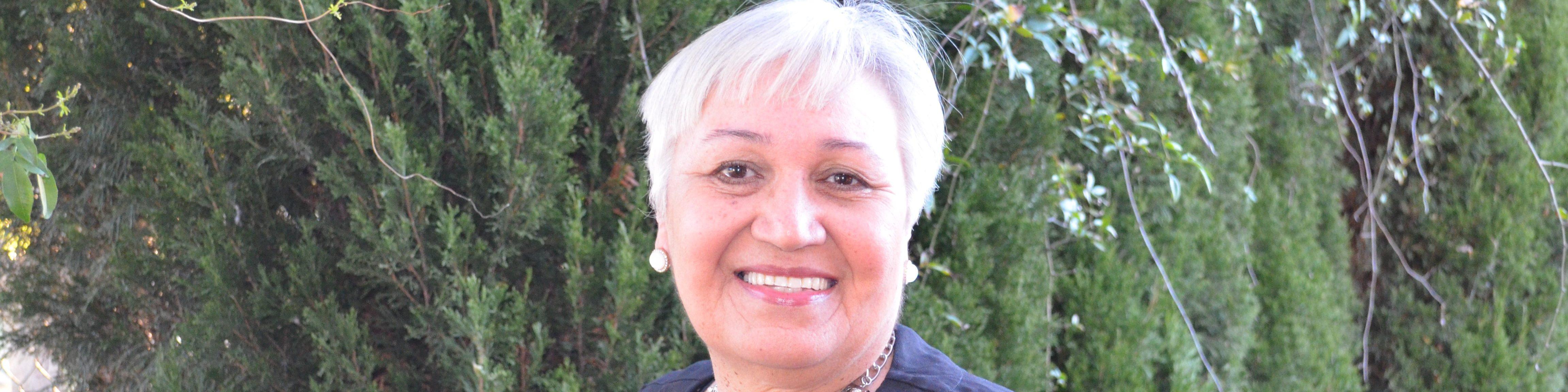 Beryl Crosher-Segers